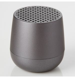 Mino Pairable Speaker in Gunmetal