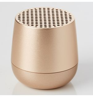 Mino Pairable Speaker Soft Gold