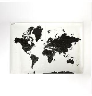 Magic World Map Large