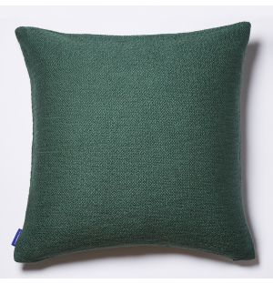 Slub Cushion Cover in Green 50cm x 50cm