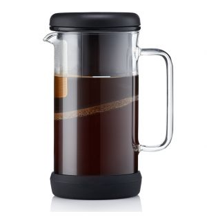 One Brew Coffee & Tea Infuser Black