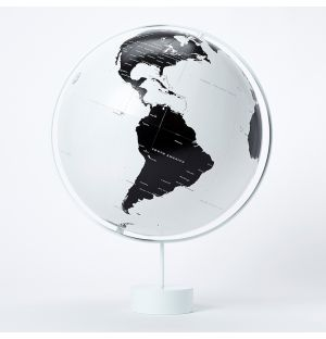 Medium Monochrome Globe