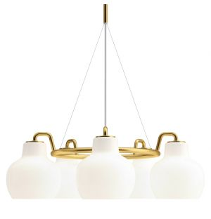 VL Ring Crown Pendant Light