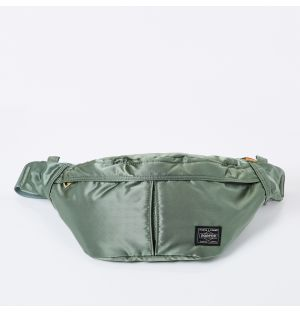 Small Porter Tanker Waist Bag in Sage Green