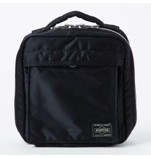Porter Tanker Shoulder Bag in Black