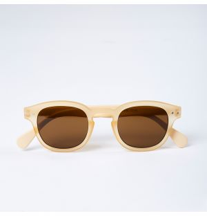 LetMeSee #C Sunglasses Neutral Beige