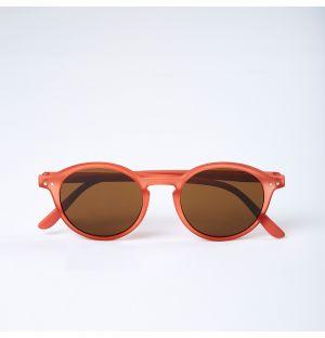 LetMeSee #D Sunglasses Warm Orange