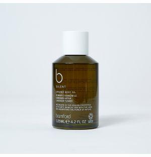 B Silent Organic Body Oil