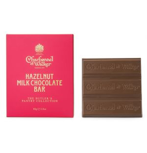 Butler's Pantry Caramelised Hazelnut Milk Chocolate Bar