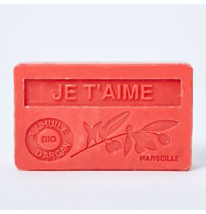 Je T'aime Argan Oil Soap