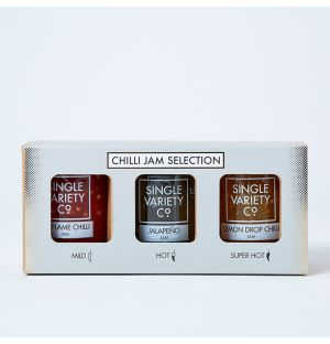 Chilli Jams Selection