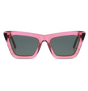 Jessie Sunglasses in Dirty Pink