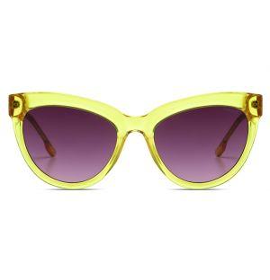 Liz Sunglasses in Yellow