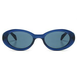 Ana Sunglasses in Navy