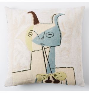 Picasso 'Tête De Faune Chevelu' 45cm x 45cm