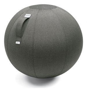VLUV AQVA Exercise Ball Charcoal