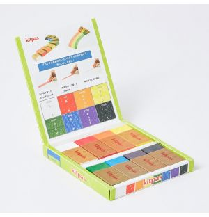 Colour Blocks Set of 8