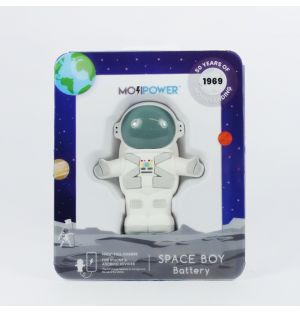 Space Boy Emoji Power Bank