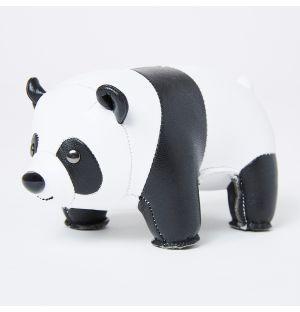 Panda Paperweight in Black & White