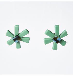 Clé Verde Earrings