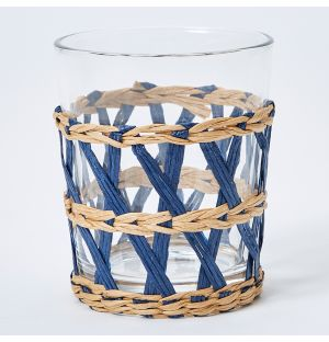 Reed Tumbler in Blue