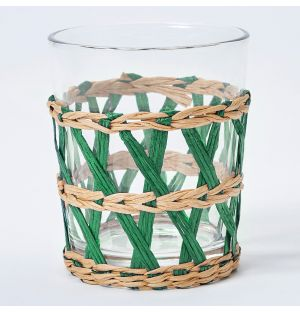 Reed Tumbler in Green