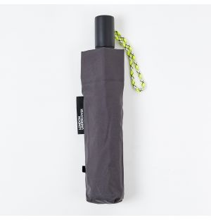 Auto-compact Umbrella in Neon Grey