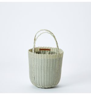 Small Bucket Bag in Palm