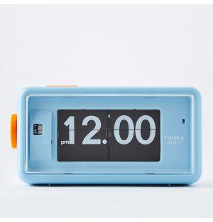Flip Clock AL-30 in Blue