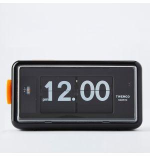 Flip Clock AL-30 in Black