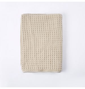 Air Waffle Hand Towel in Natural