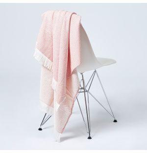 Lulu Hammam Beach Towel in Coquelicot
