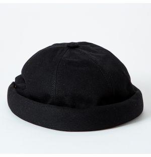 Miki Cap in Black