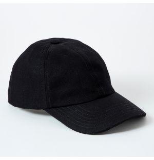 City Cap in Black