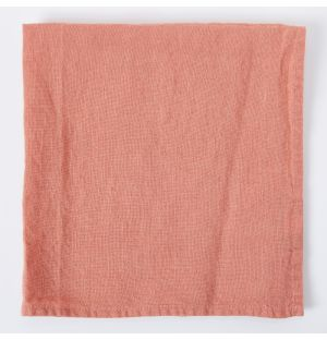 Linen Napkin in Clay