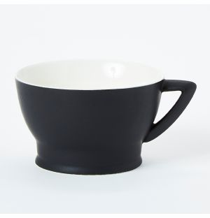 Cup in Matt Black