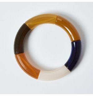 Wide Circles Bracelet