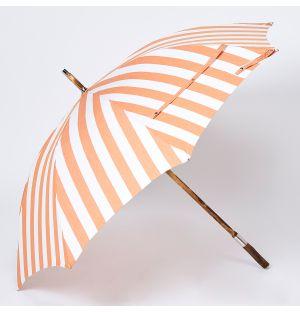 Chestnut Parasol in Orange Stripe