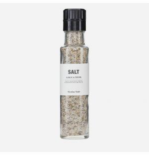 Garlic & Thyme Salt