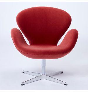 Exclusive Swan Chair in Velvet