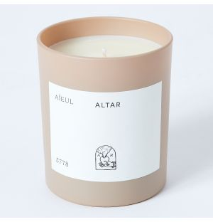 Altar Scented Candle