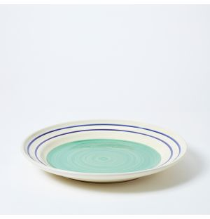 Modern Mediterranean Serving Platter
