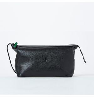 Medium Mariella Cosmetics Bag in Black