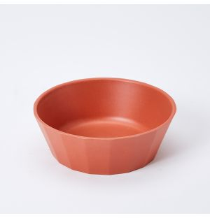 ALFRESCO Bowl in Russet