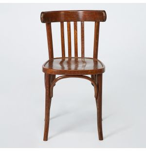 Vintage Bistro Chairs Set of 8