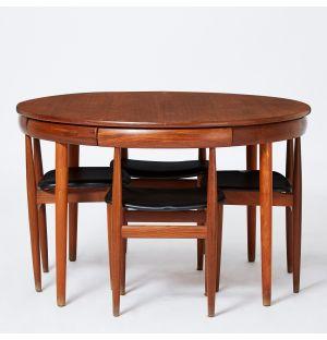 Vintage Table & Chair Set