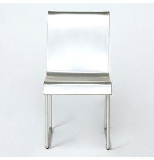 Vintage Superlight Aluminium Chair