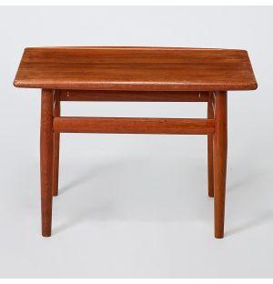 Vintage Coffee Table in Teak