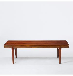 Vintage Johannes Andersen Coffee Table in Teak