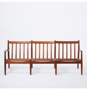 Vintage Sofa in Teak